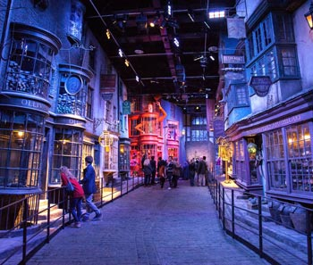 Tour estudios Warner Bros Harry Potter