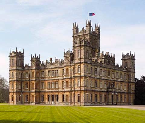Tour Downtown Abbey