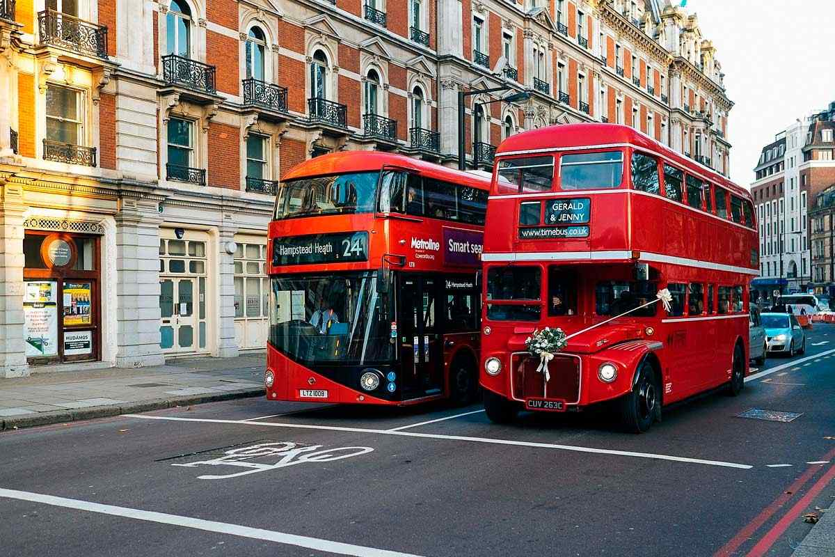 Transporte Londres: como moverse