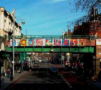 Visitar Brixton, Londres alternativo